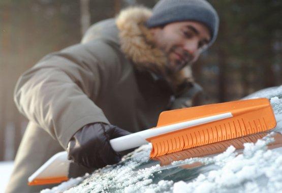 Enkle og nyskapende vinterredskaper