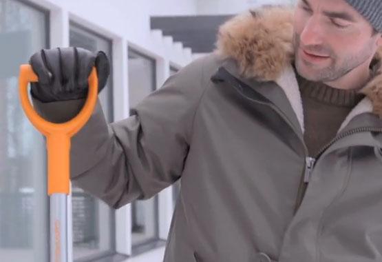 SnowXpert™ Børste og isskrape