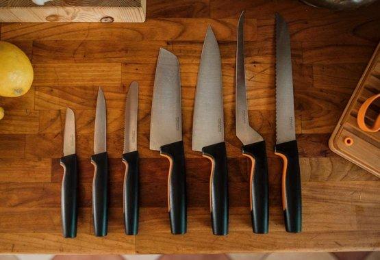 Kniver for alle kjøkkenets utfordringer