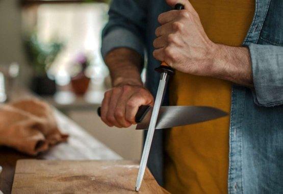 Sliping av kniver