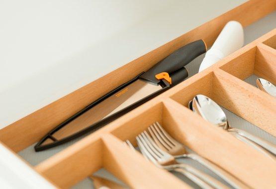 Kniver - Vedlikehold og oppbevaring