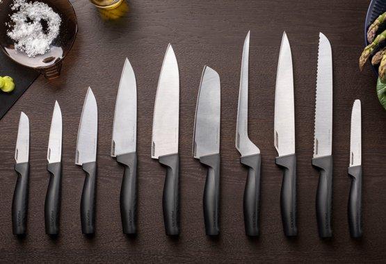 Utforsk Hard Edge kniver