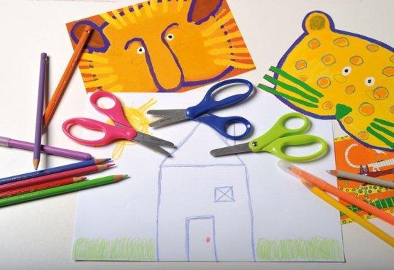 Den barnesikre veien til fri kreativitet