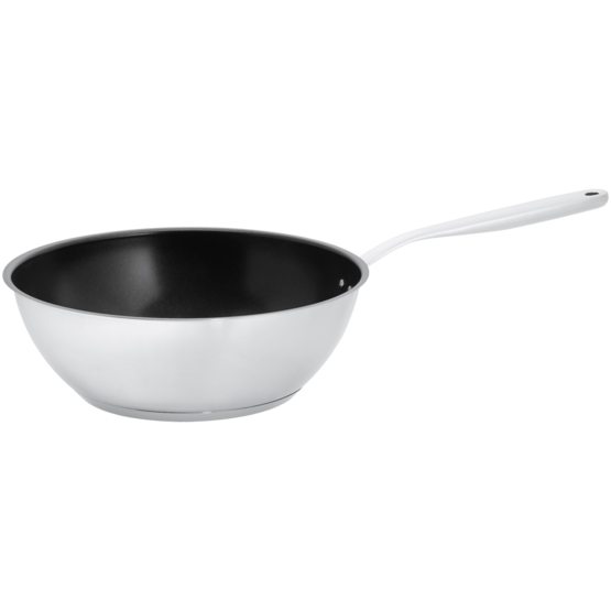 All Steel wok 28 cm