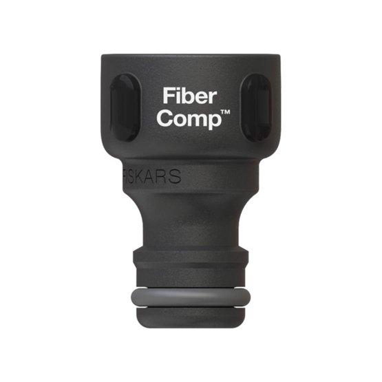 """Krankobling, Fibercomp, G1/2"""" (21 mm)"""