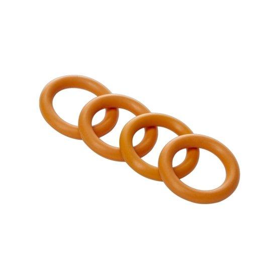 O-ringer for hurtigkoblinger, 4 stk